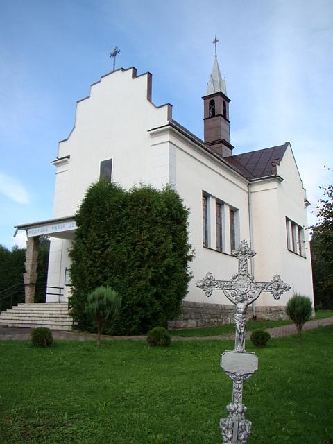 Bóbrka, Lesko County