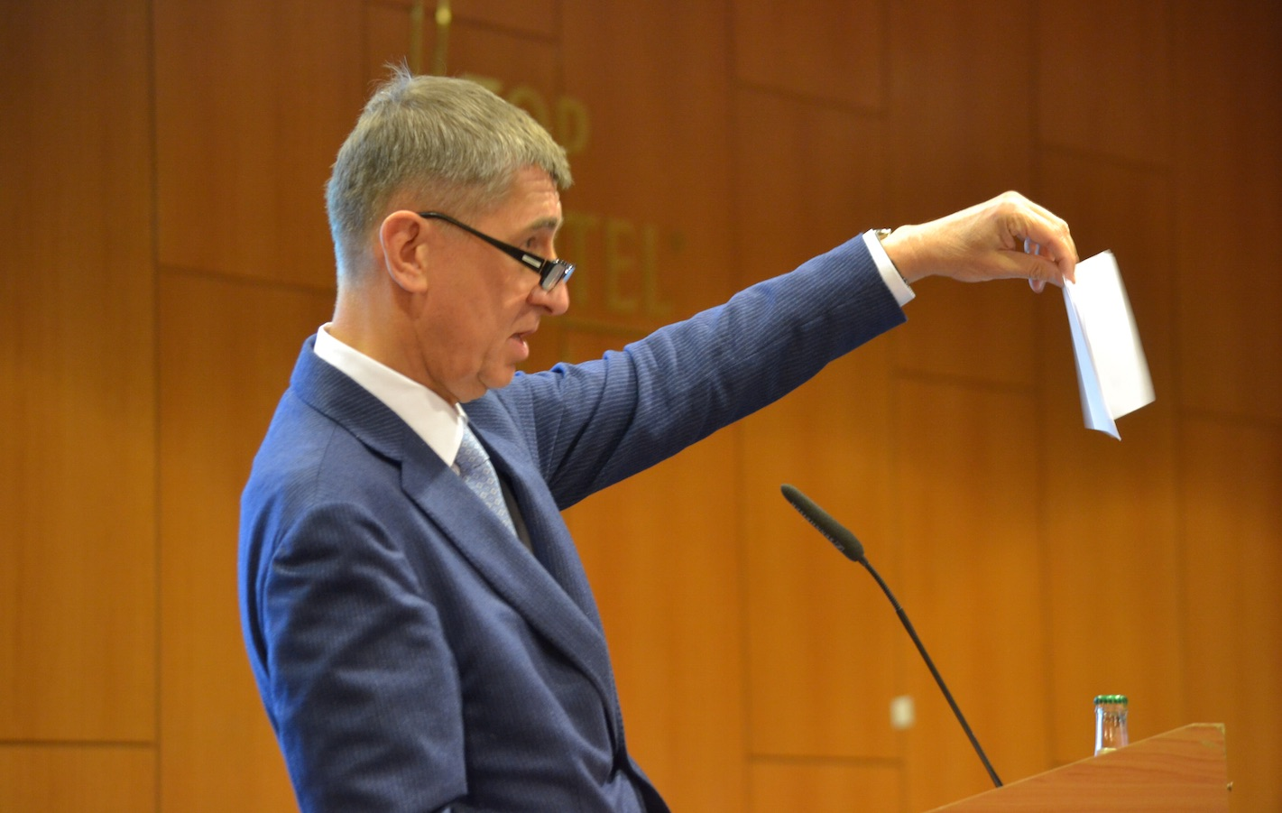 Vláda Andreje Babiše podcenila podíl investic ve státním rozpočtu, autor: Wikipedia commons