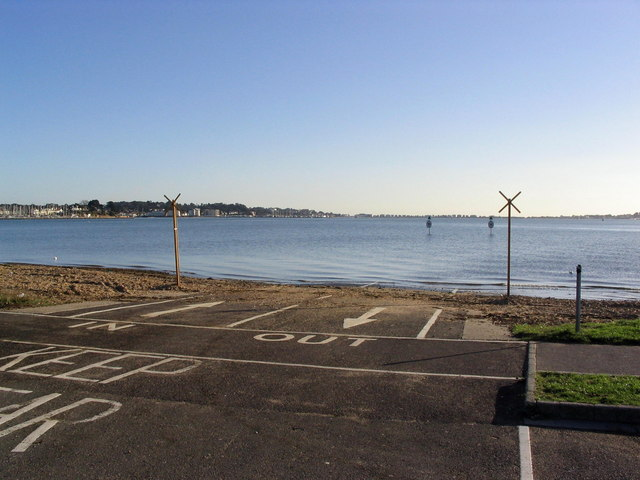 Baiter slipway, Poole Harbour - geograph.org.uk - 388852