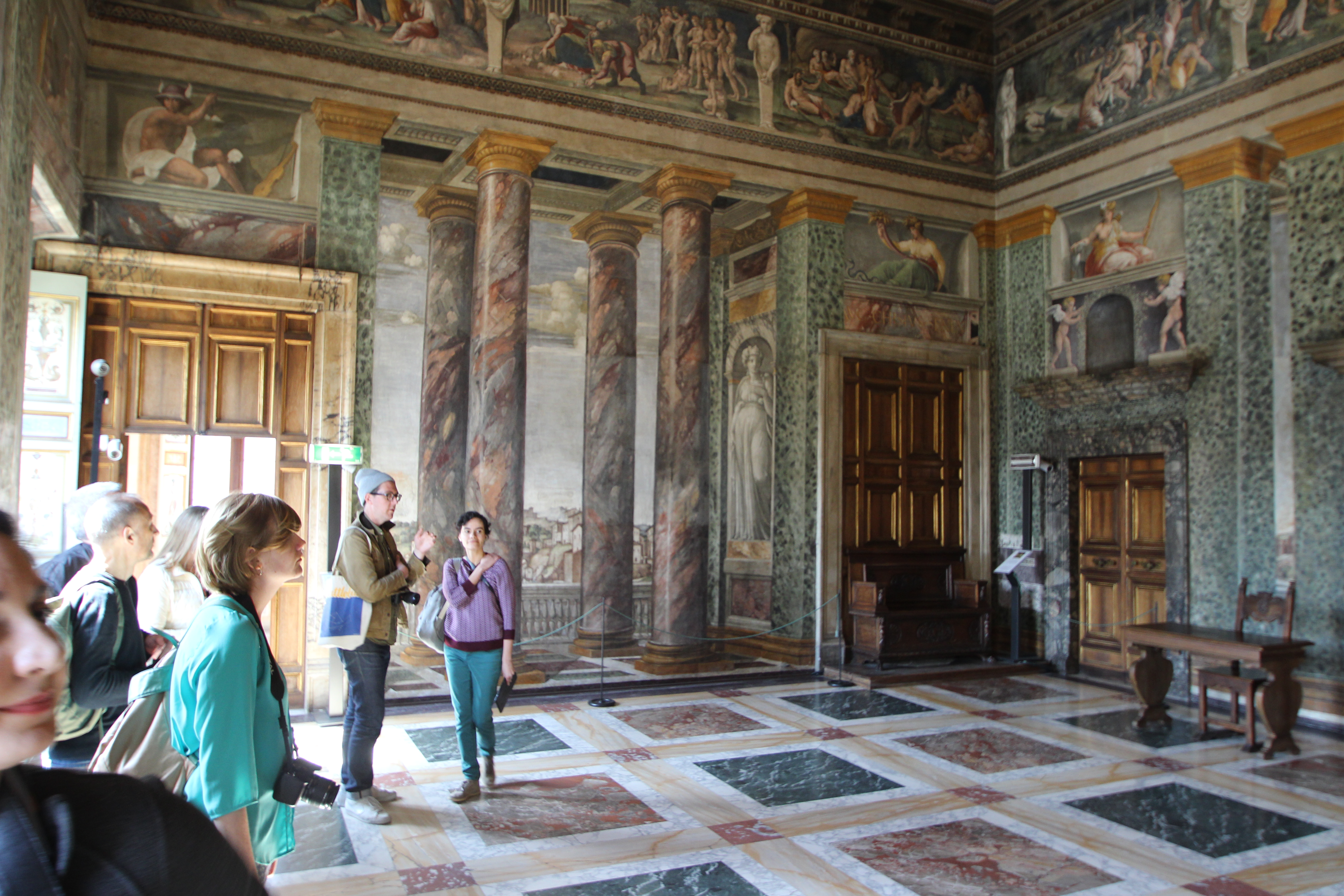 Villa Chigi Roma