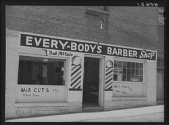Barber Shop Durham Nc : File:Barber Shop, Durham, North Carolina.jpg - Wikimedia Commons