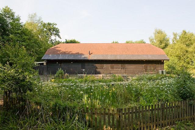 Blashford Lakes Education Centre - geograph.org.uk - 838437