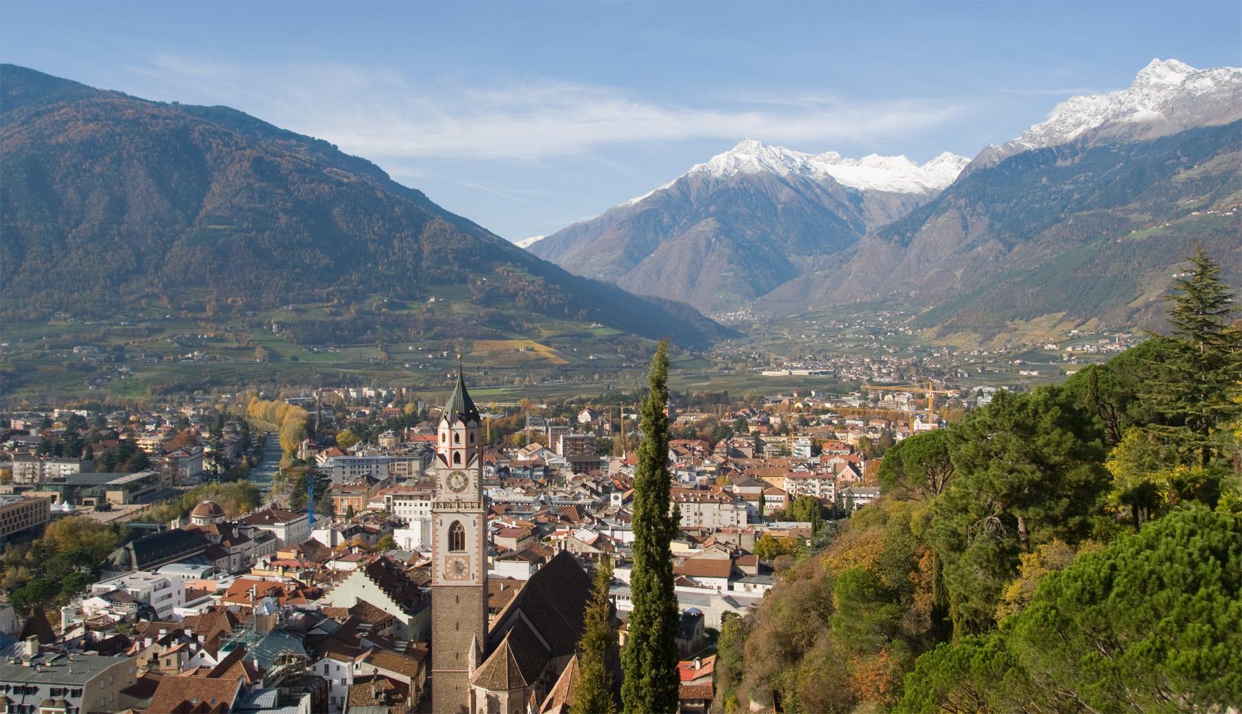 Dorf Tirol Hotel Villa Maria