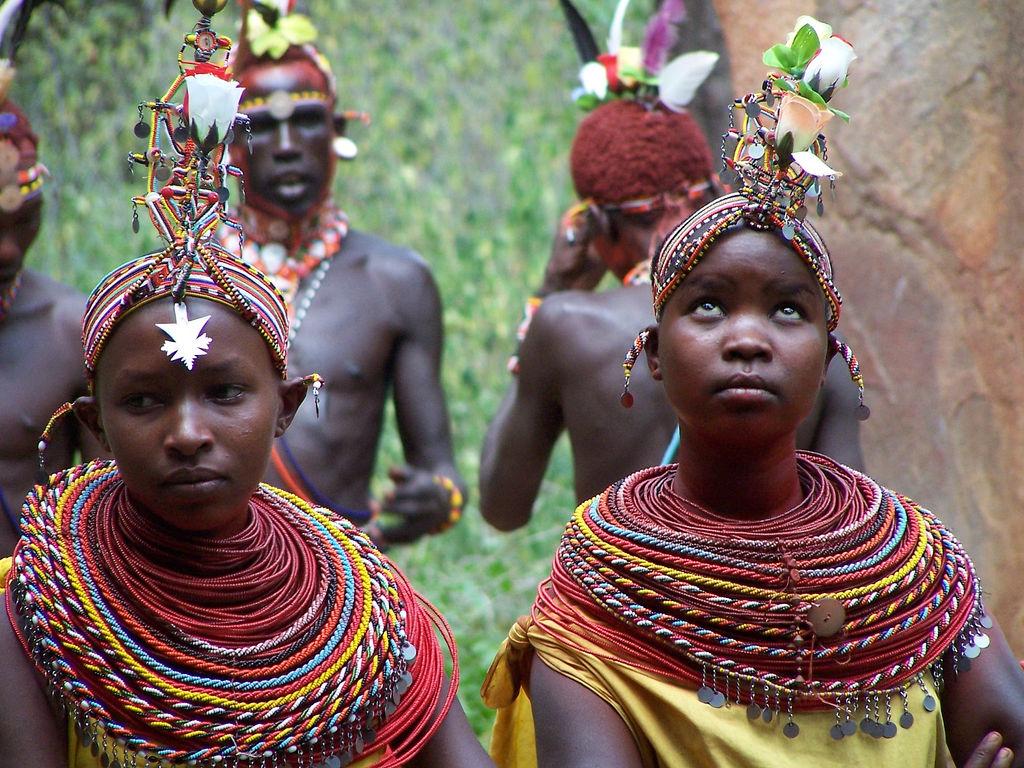 Nairobi Kenya Women - Image 4 Fap-4290