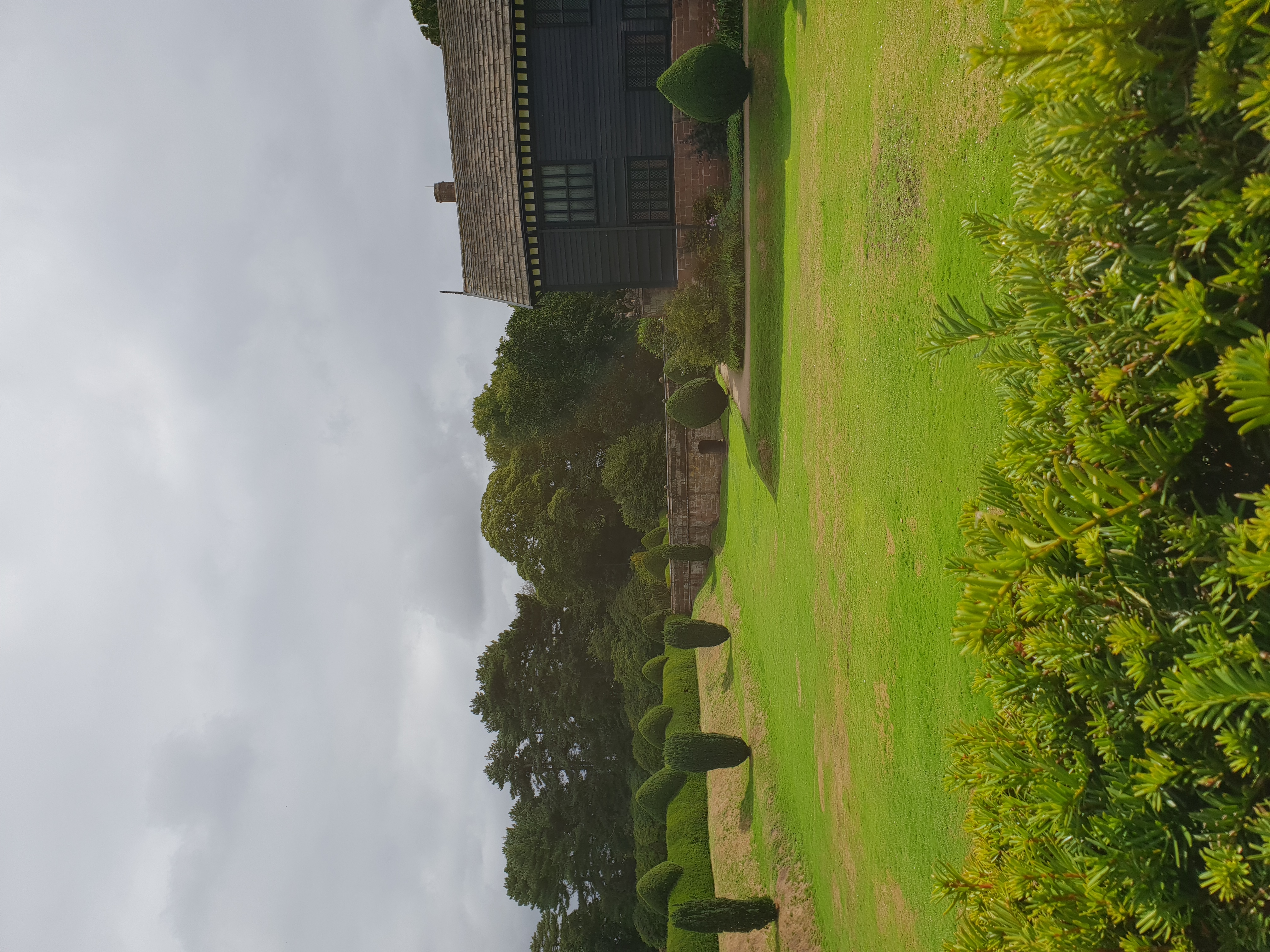 FileBridge Over Moat To North Of Speke Hall