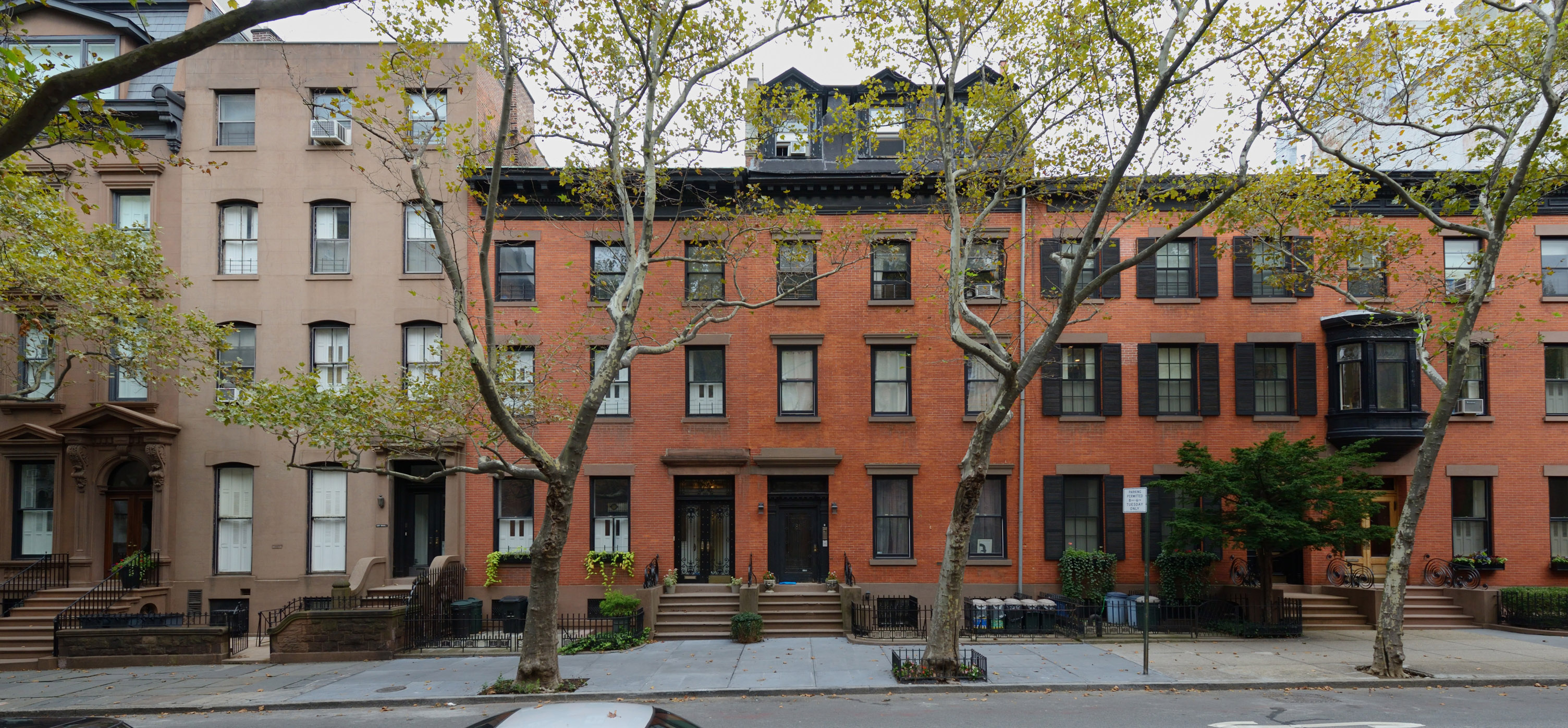 File Brooklyn Heights Townhouses Jpg Wikimedia Commons