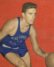 Buddy Jeannette American basketball player and coach