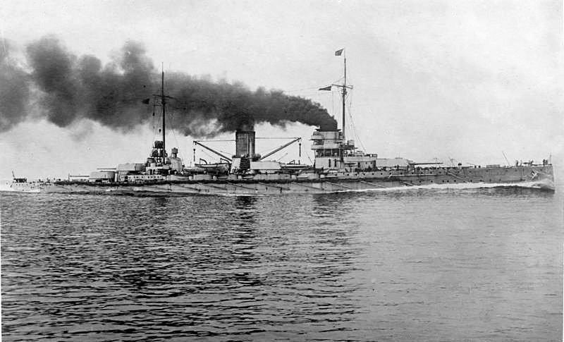 Линейный крейсер «Гёбен»