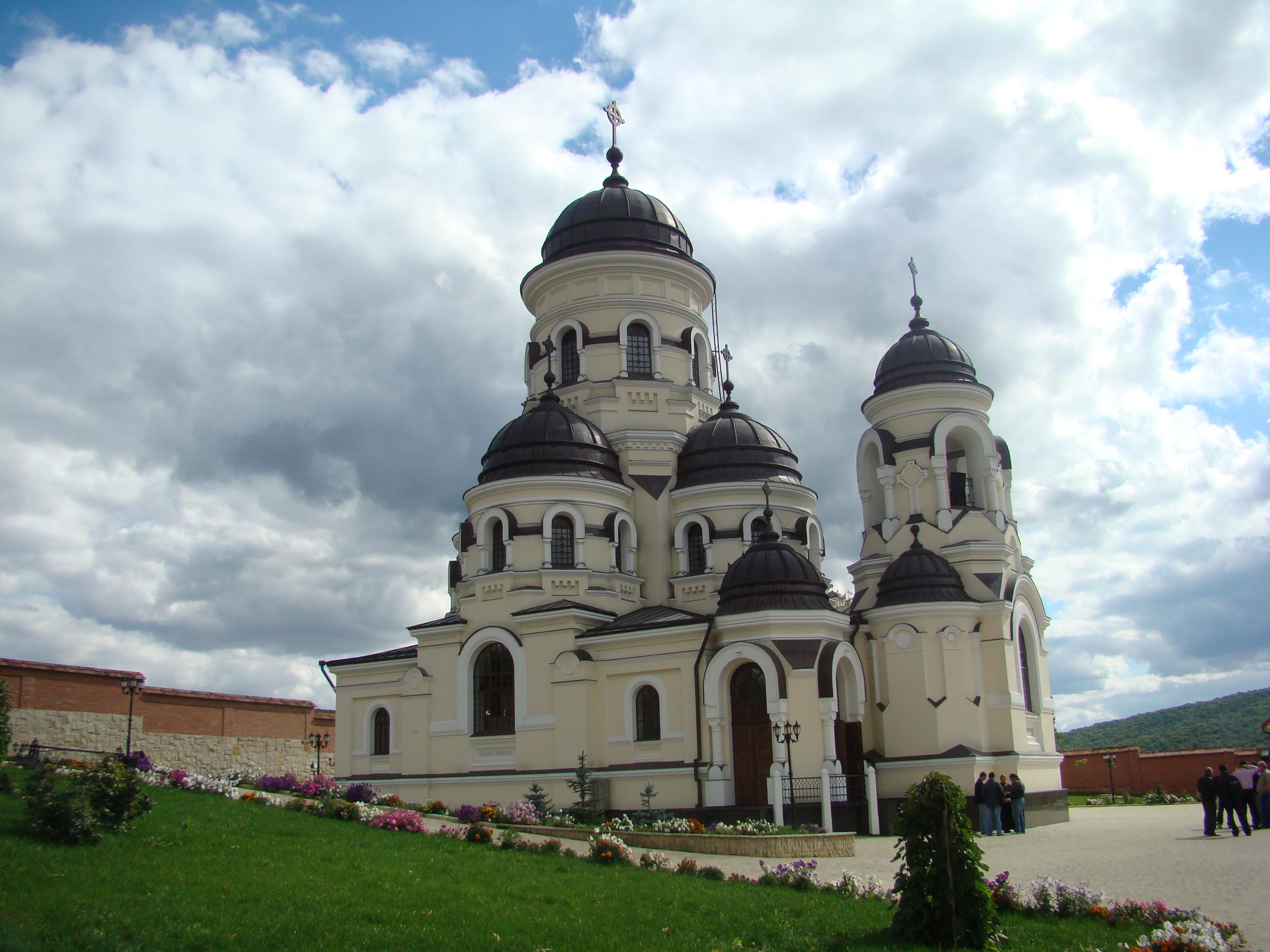 Căpriana monastery in Moldova