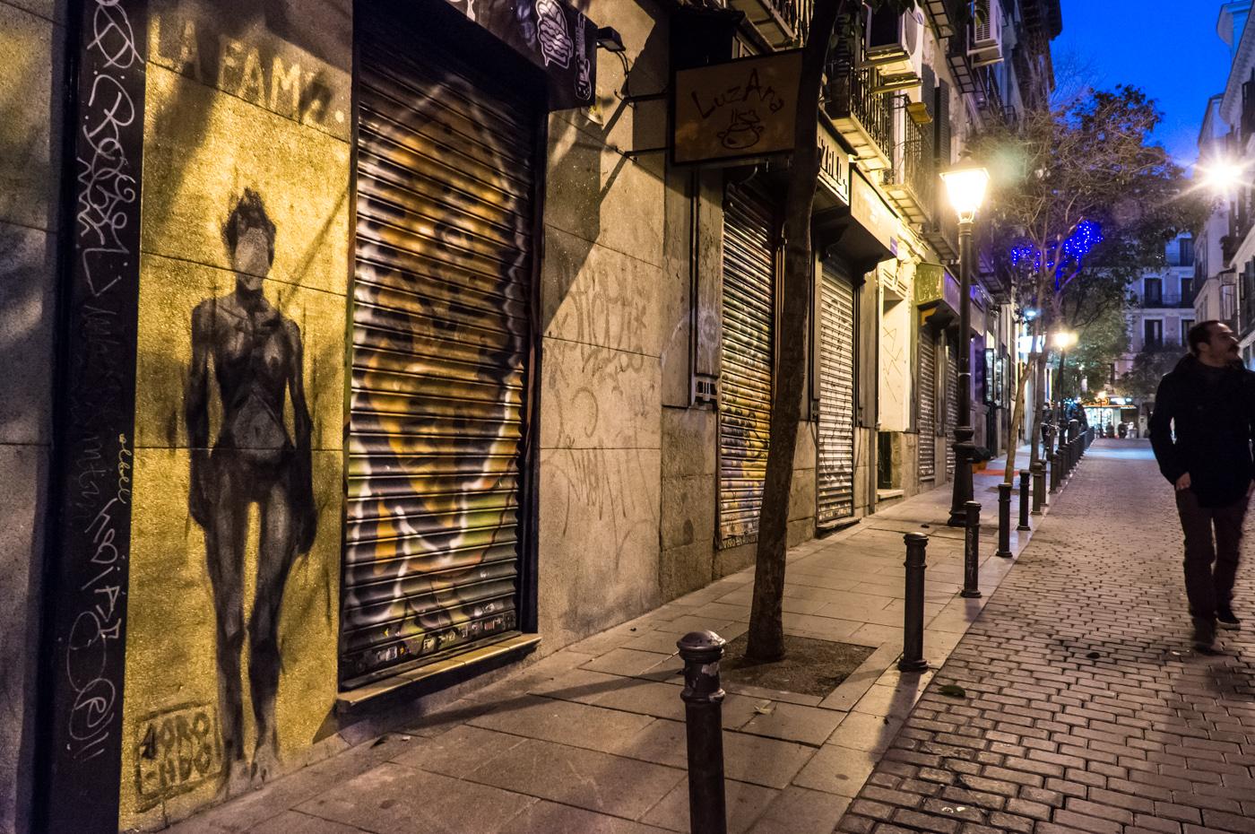 Archivo calle velarde 8 wikipedia la - H m calle orense madrid ...