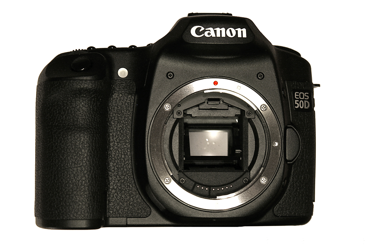 canon eos 50d how to use