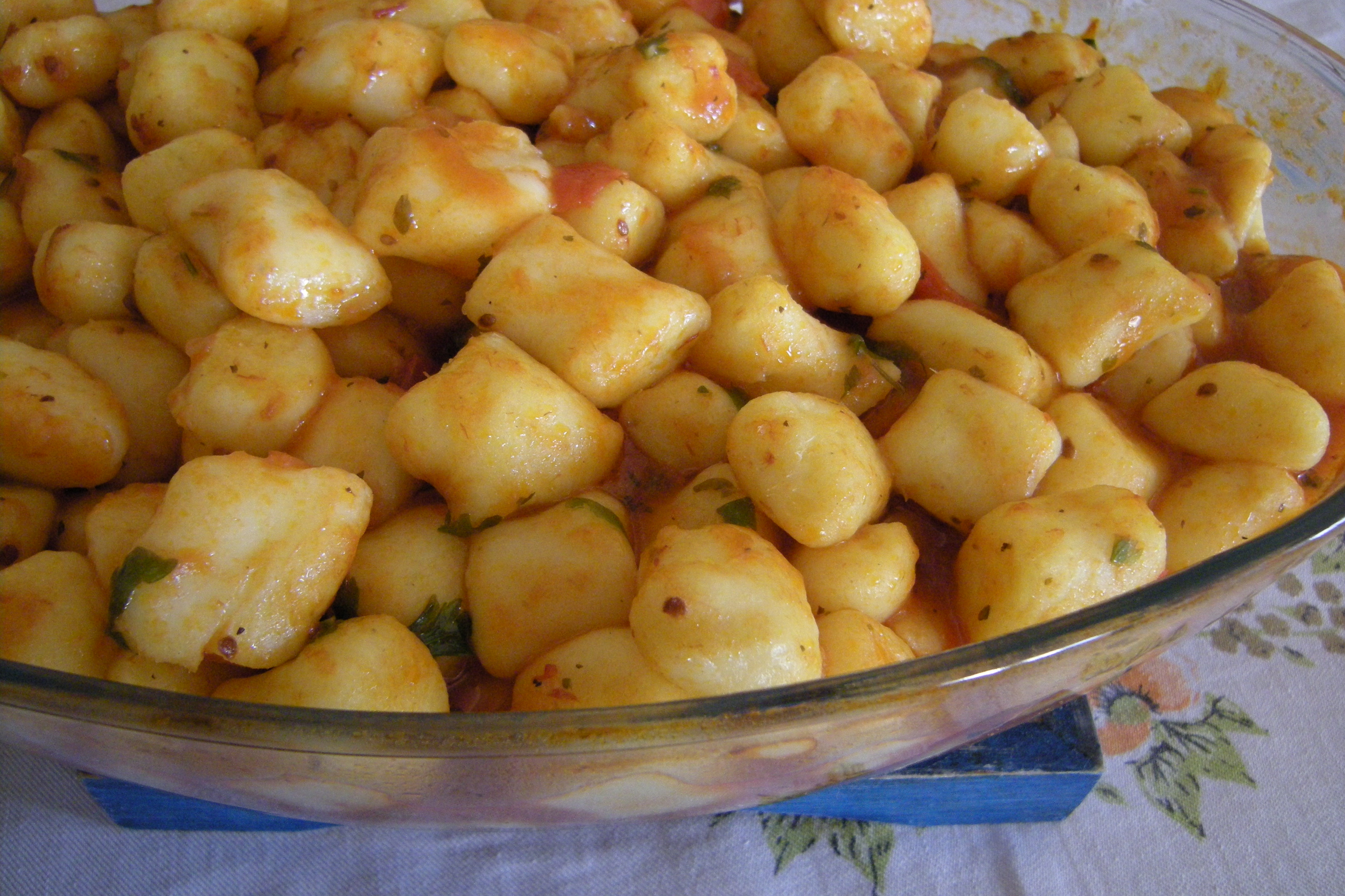 Is Gnocchi A Whole Food