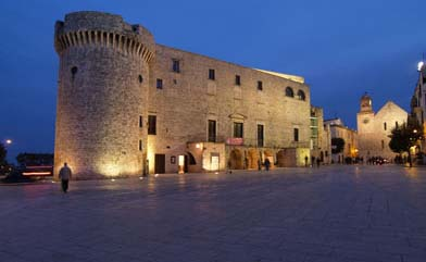 Conversano Castle Wikipedia