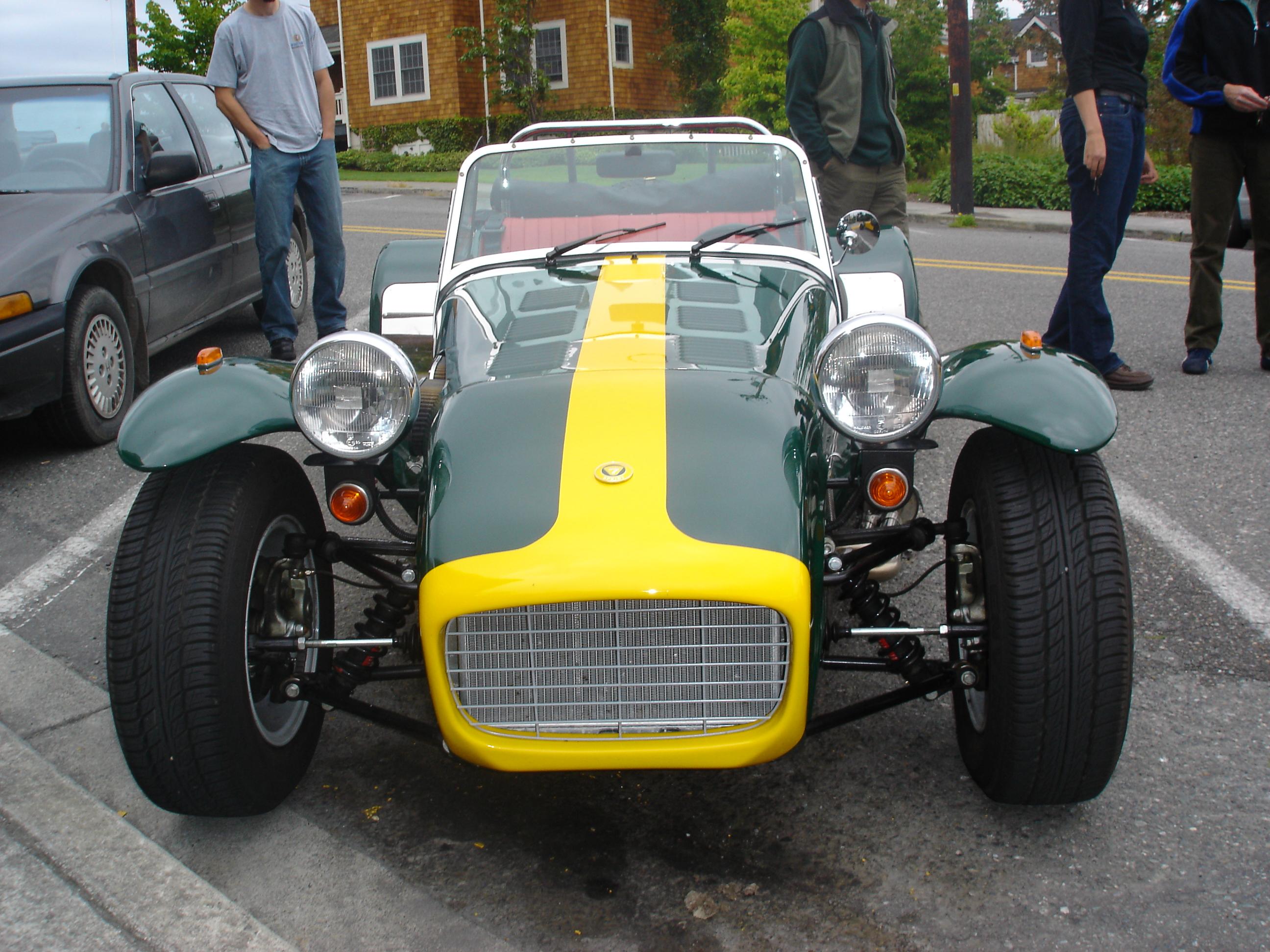 Robin Hood Kit Car Review