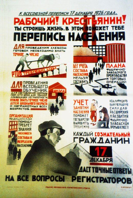 перепись населения 1926