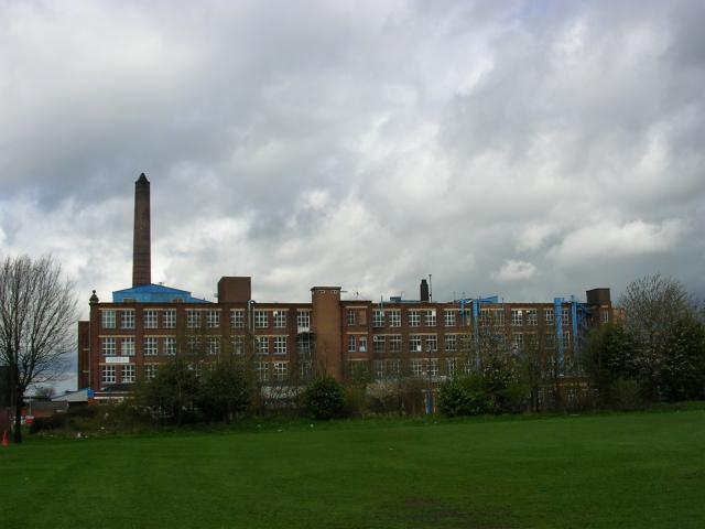Chadderton,Oldham - geograph.org.uk - 1547
