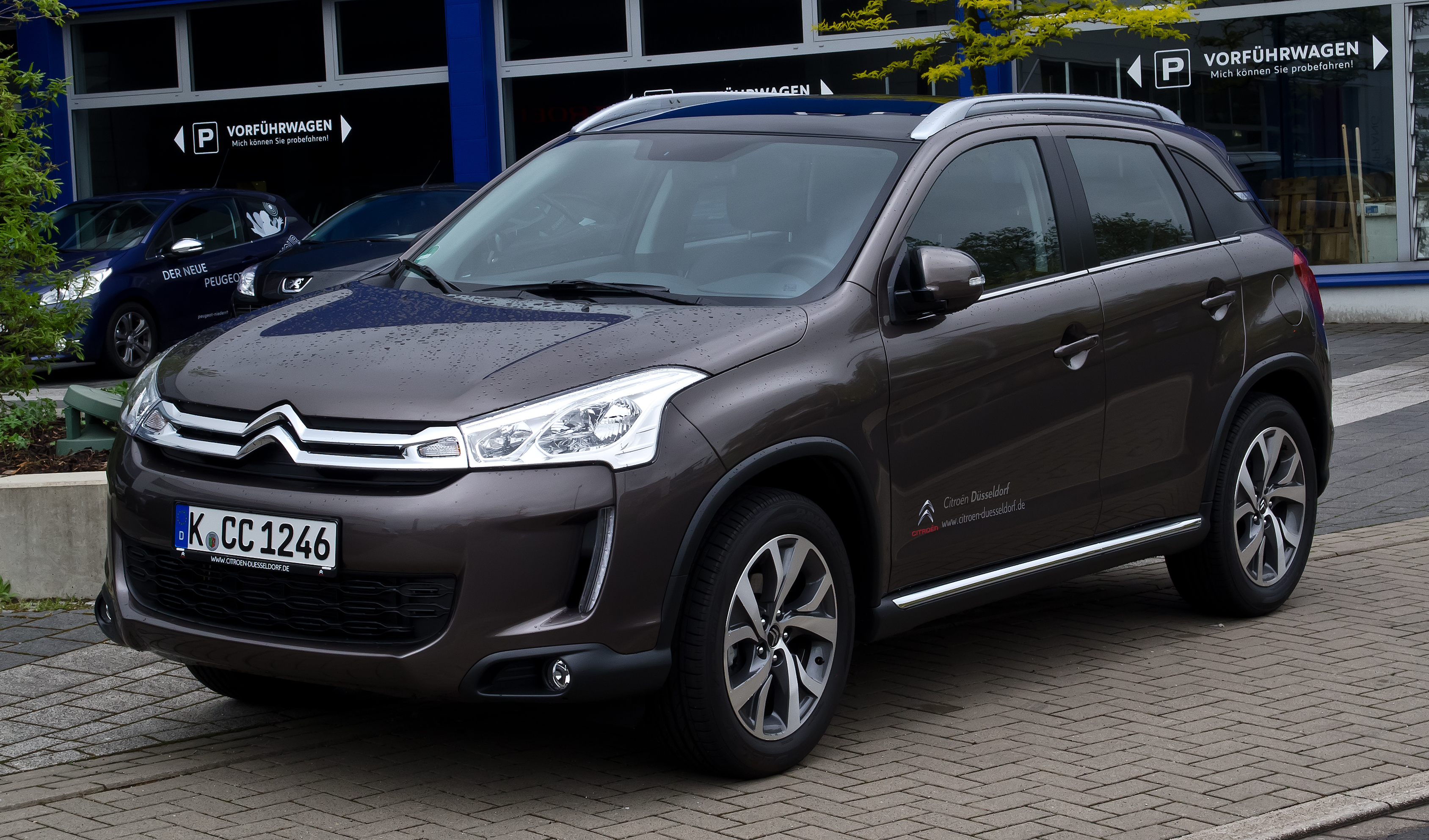 Citroën C4 Aircross - Wikipedia