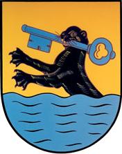 Coat of arms of Wiesbaden-Biebrich