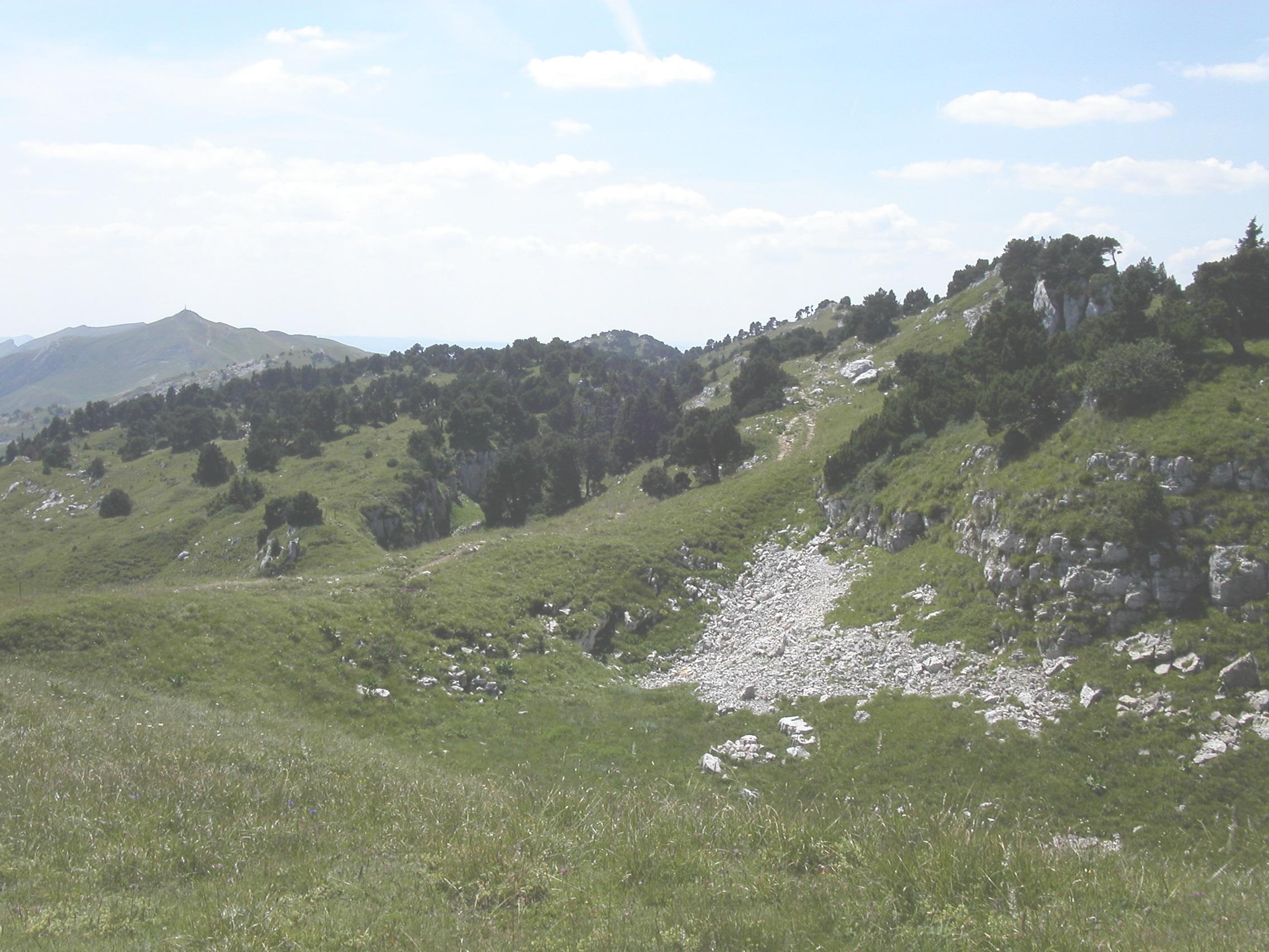 Cadeia montanhosa da Europa - principais montes