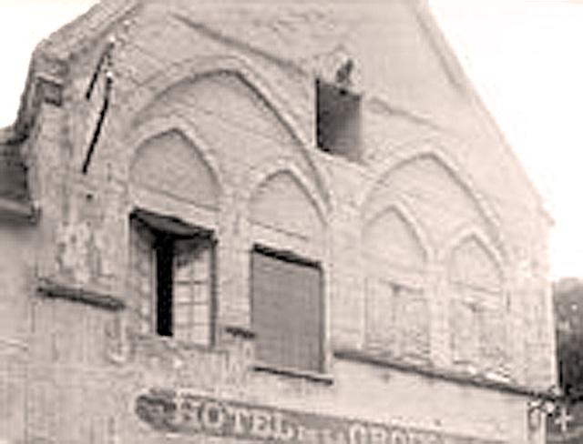 Restaurant Hostellerie Du Chateau Sully