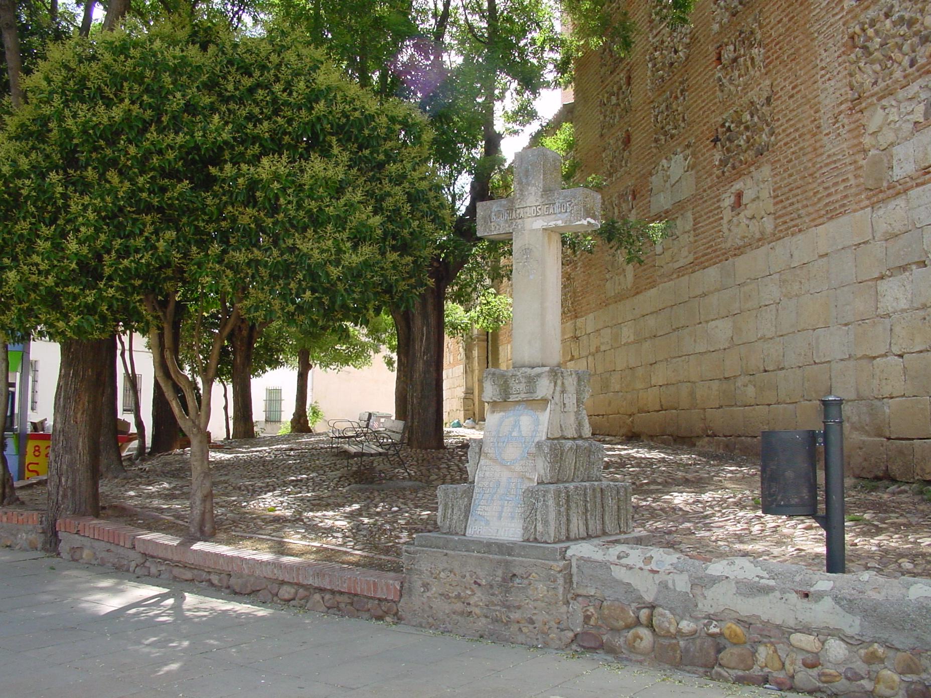 File cruz en daganzo de wikimedia commons - Daganzo de arriba ...