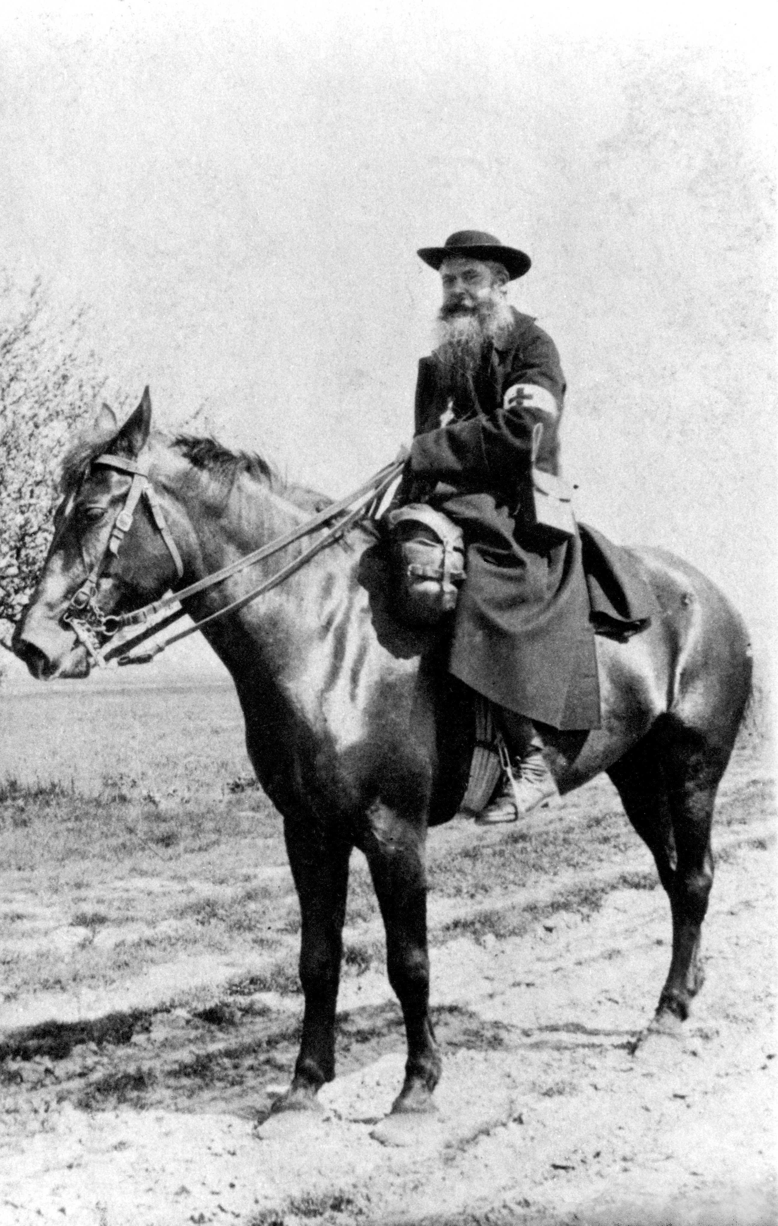 Den salige Daniel Brottier som militærkapellan under Første verdenskrig