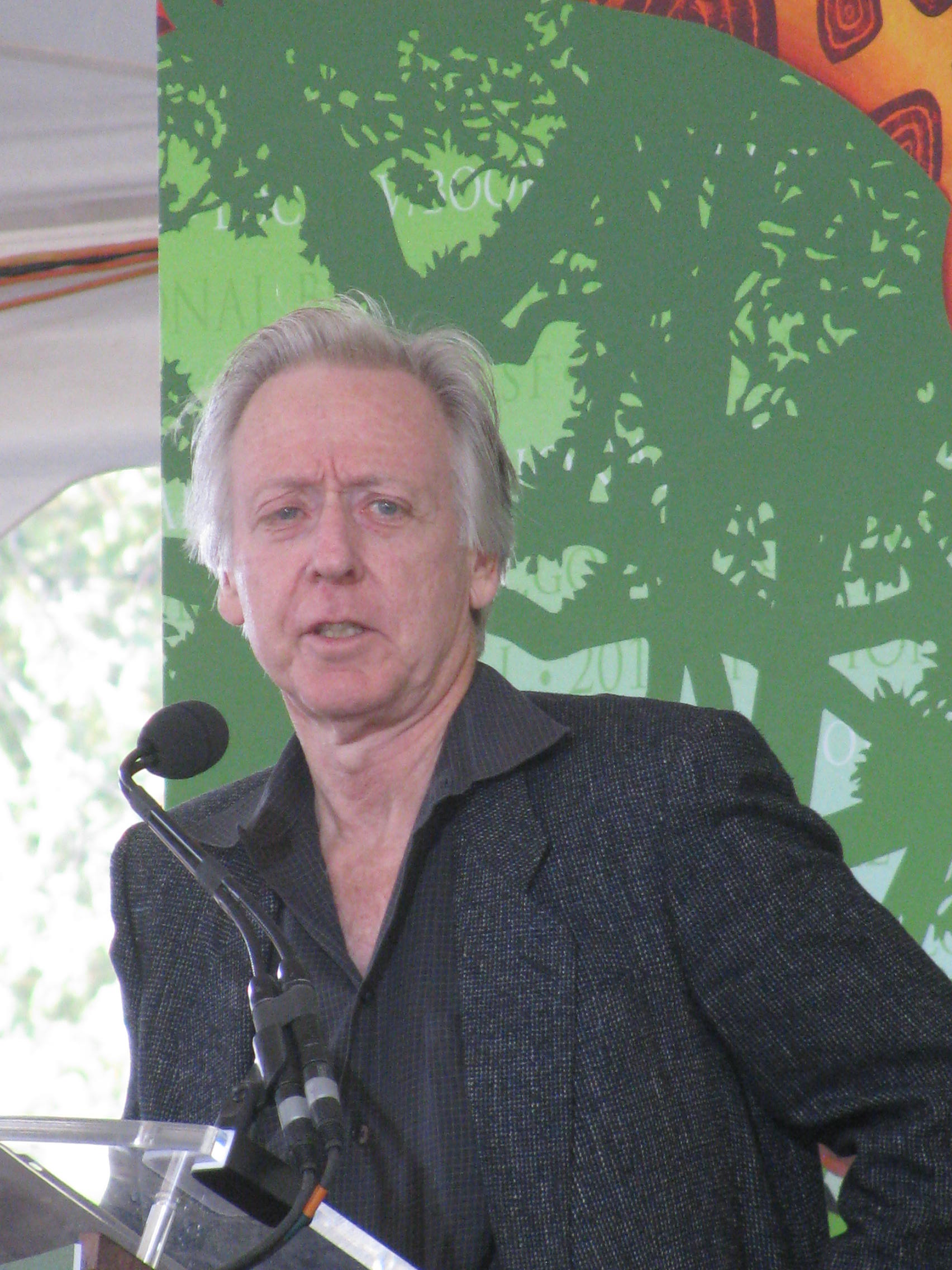 Stewart at the 2012 [[National Book Festival]]