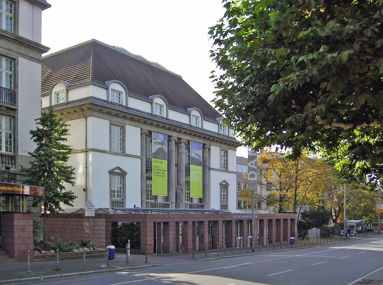 File deutsches architekturmuseum frankfurt for Frankfurt architekturmuseum
