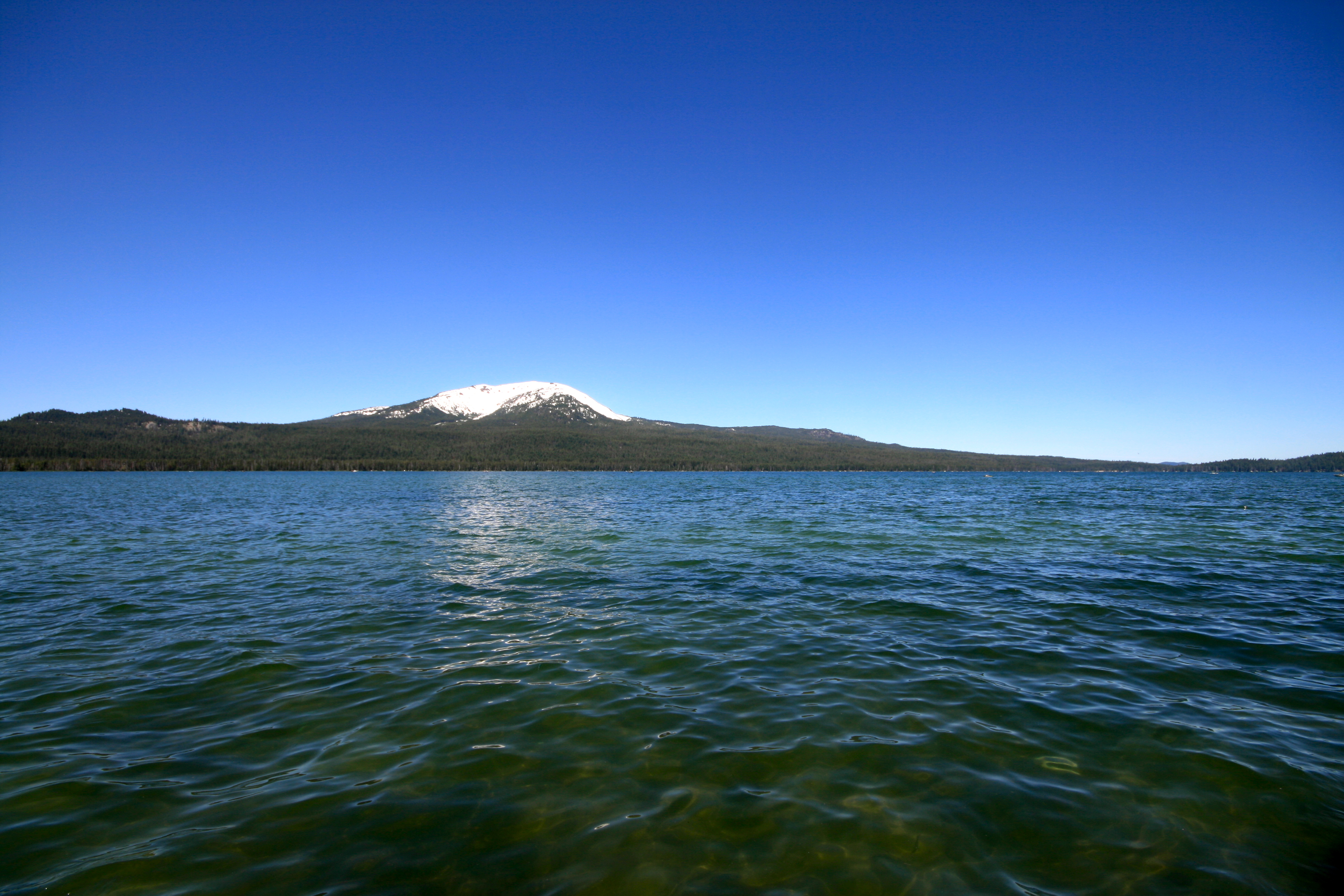 Abert Lake, Oregon wallpaper