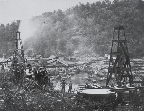 Pennsylvania oil rush - Wikipedia