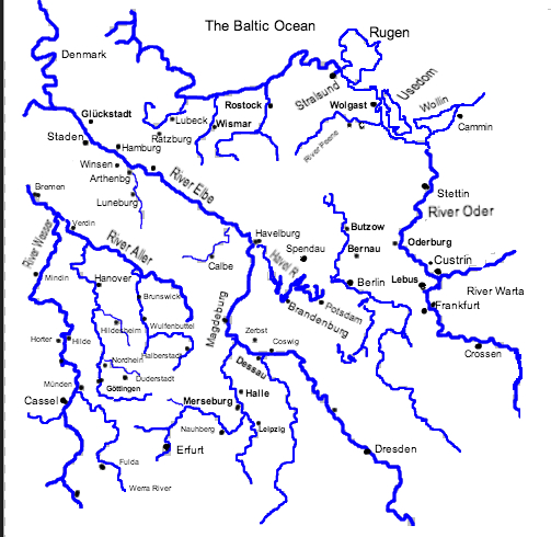 River Map Of Germany.File Elbe River Germany Jpg Wikimedia Commons