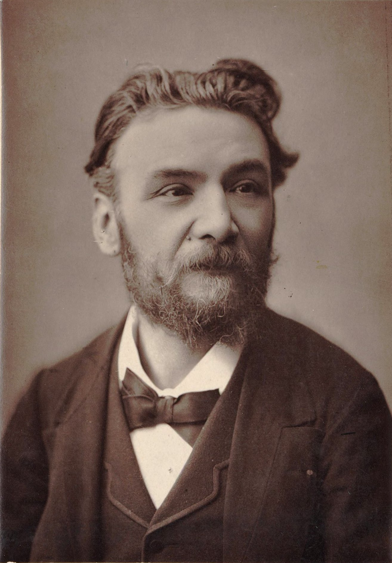 Ernest Guiraud (1837-1892), French composer
