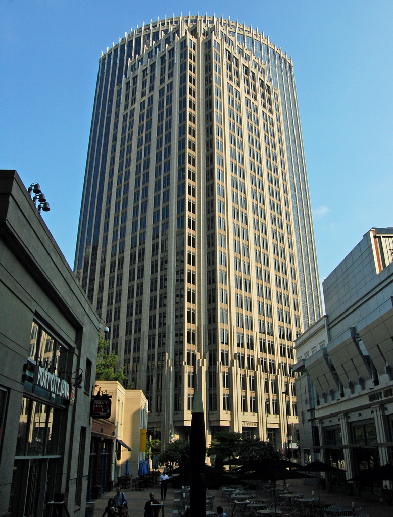 Fifth Third Center Charlotte Wikipedia