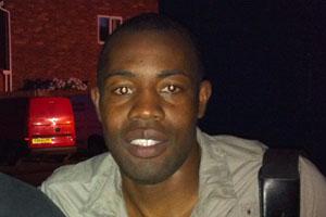 Simon Ford Jamaican footballer