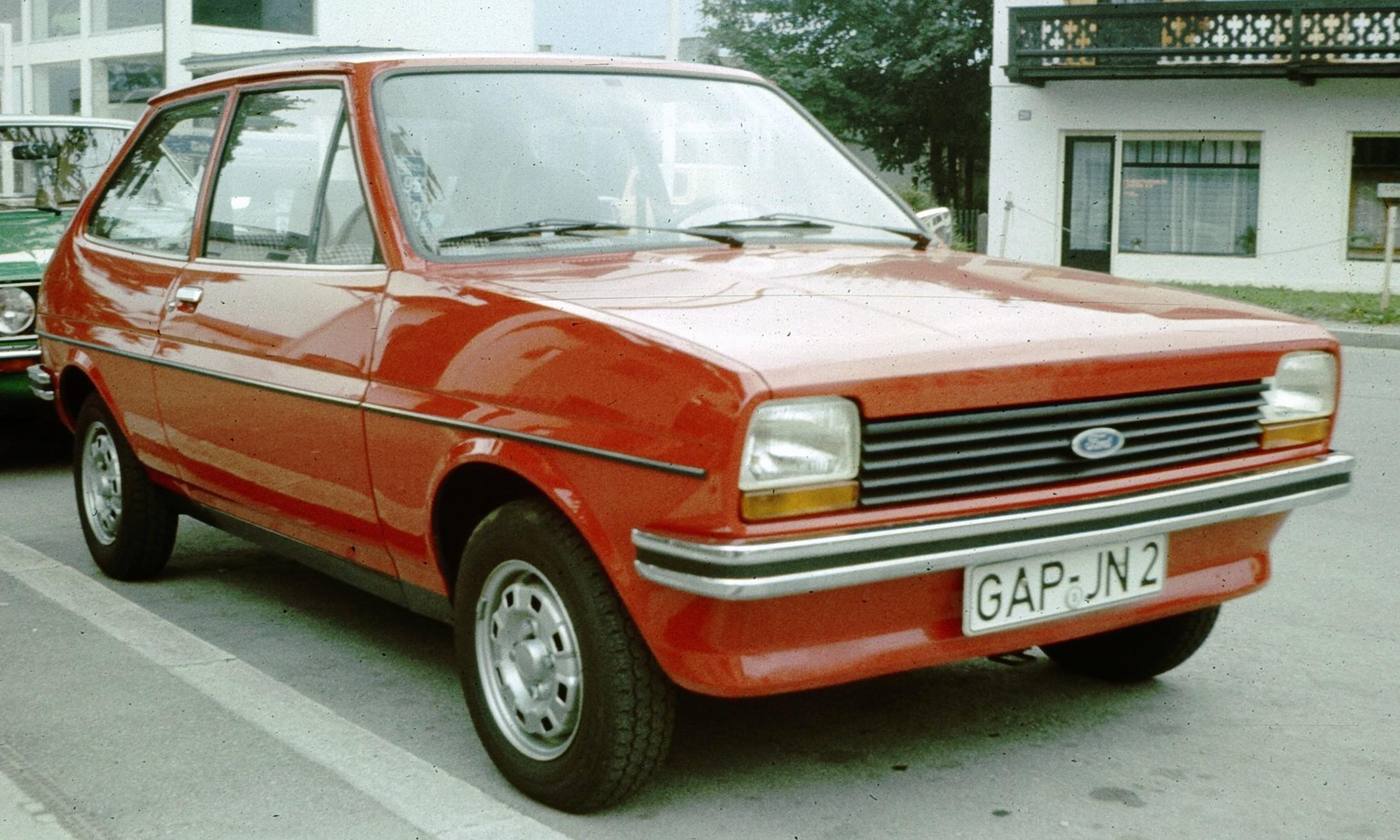 Ford Fiesta 76 Wikipedia