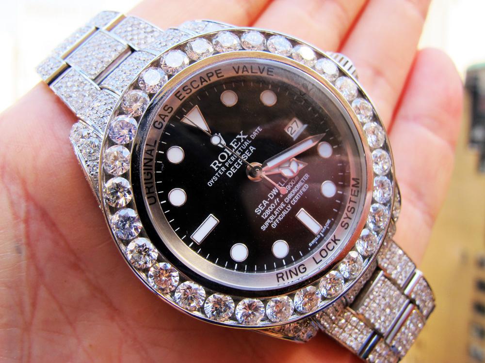 Rolex Sea Dweller Deepsea Wiki