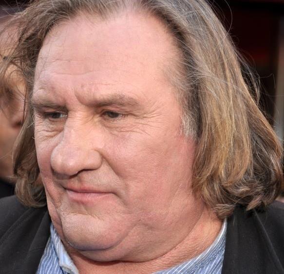 Classify Gerard Depardieu