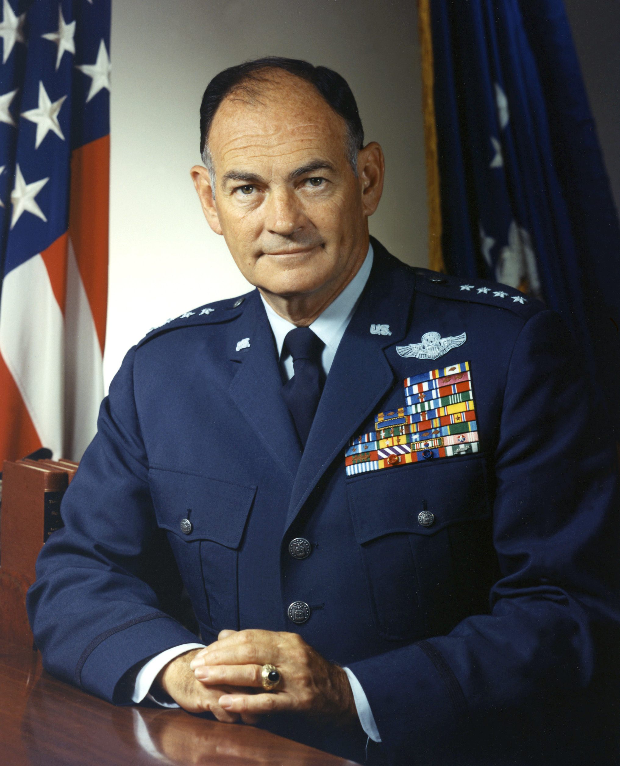 List of United States Air Force four-star generals - Wikiwand