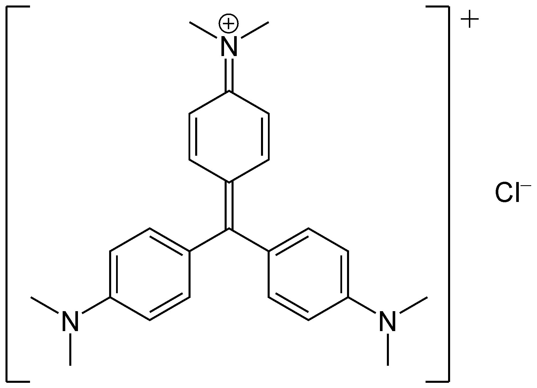gentian violet  crystal violet  methyl violet  methylrosaniline chloride
