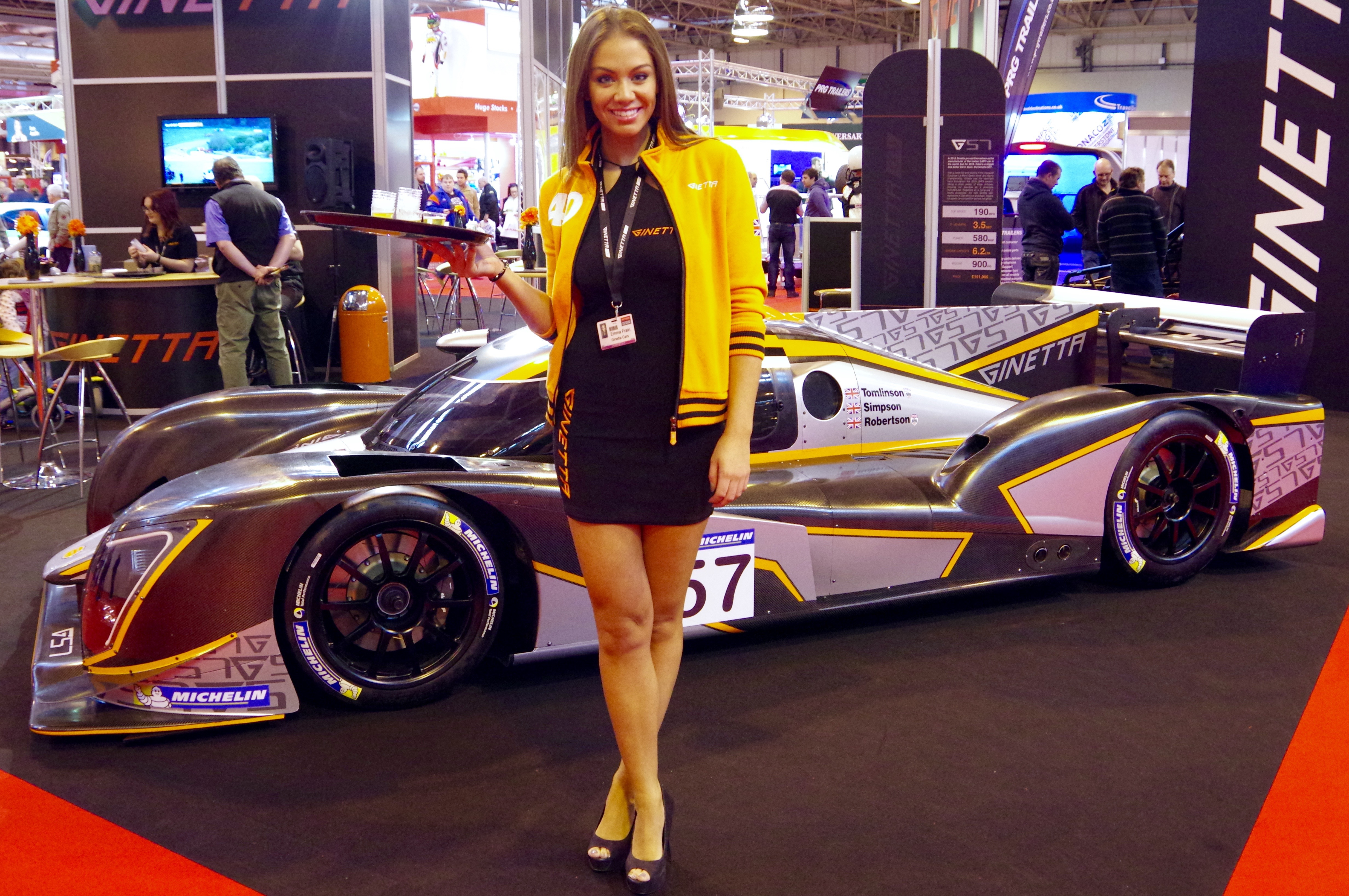 Meet The 2013 New York Auto Show Sexy Car Girls Plus The Sexy ...
