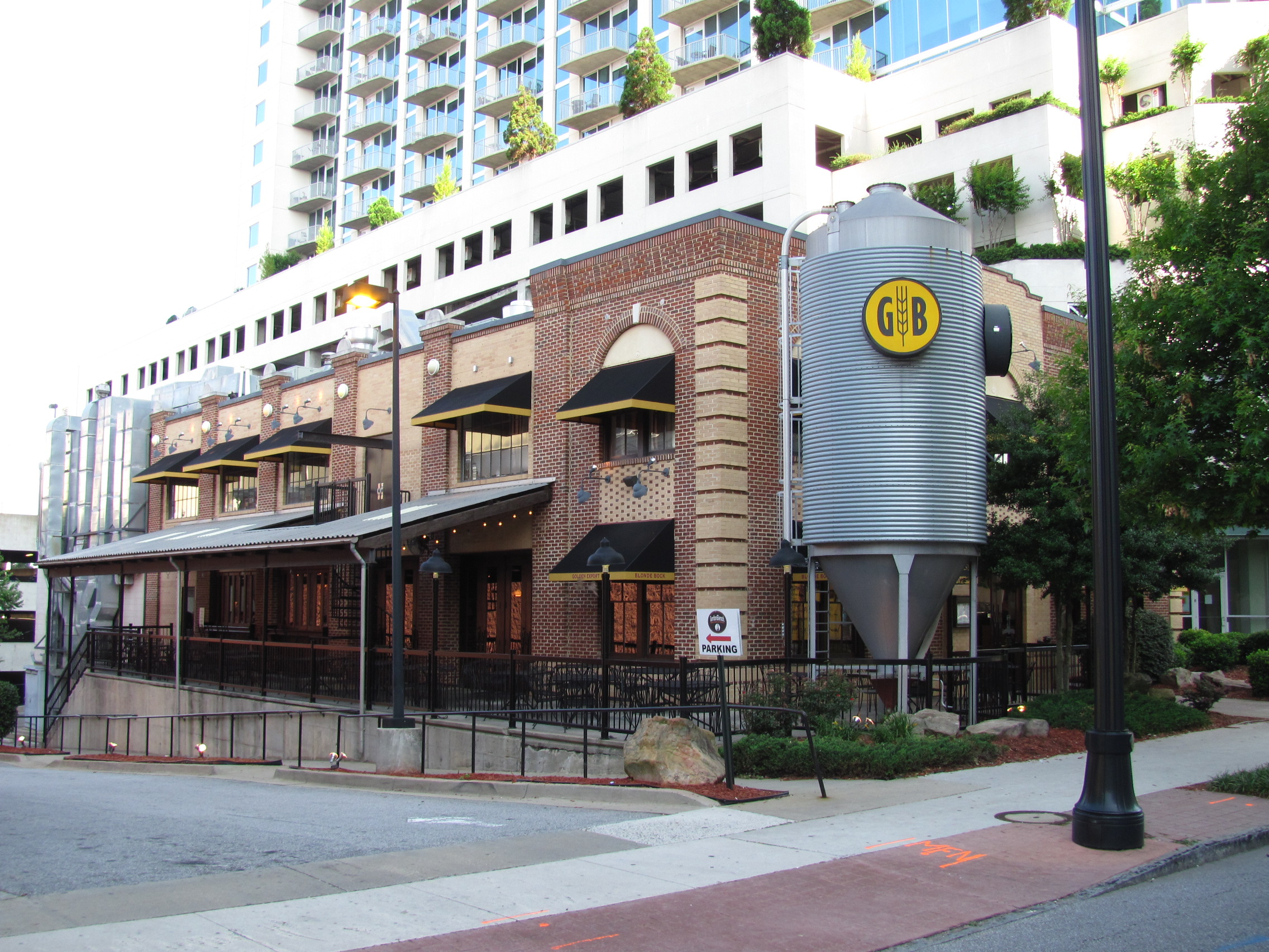File Gordon Biersch Brewery Restaurant Midtown Atlanta Ga Jpg