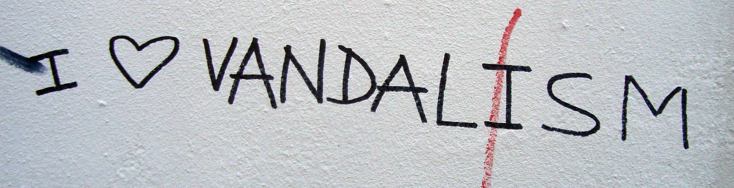File Graffiti Vandalism Jpg Wikimedia Commons