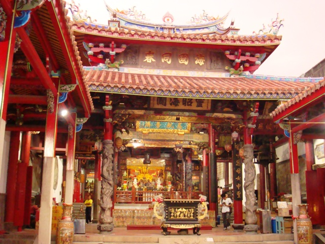 Great Queen of Heaven Temple, Tainan, Taiwan