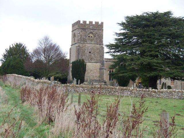 Guiting Power church - geograph.org.uk - 1595408
