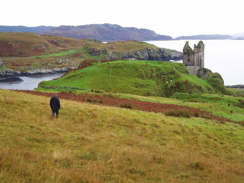 gylen castle is located - photo #30