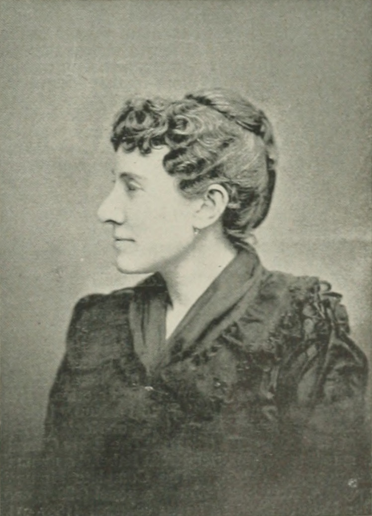 HANNAH AMELIA WRIGHT A woman of the century (page 813 crop).jpg