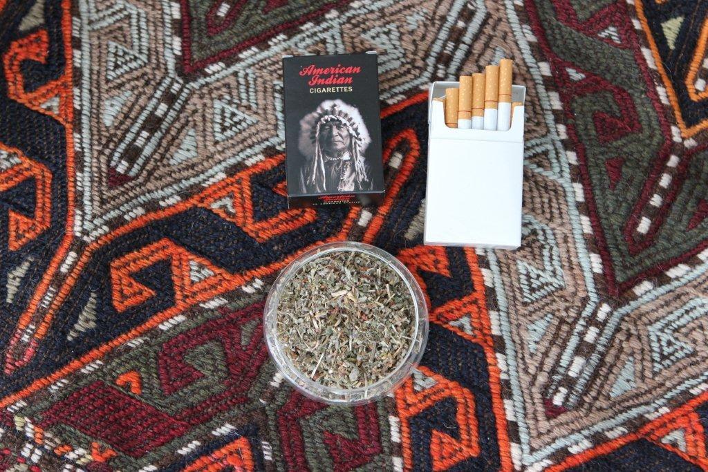 Herbal cigarette - Wikipedia