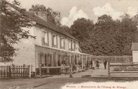 Hirson - Blangy - Hostellerie de l'Etang de Blangy