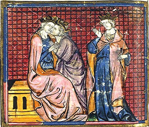 Kaamelott vs Chr�tien de Troyes