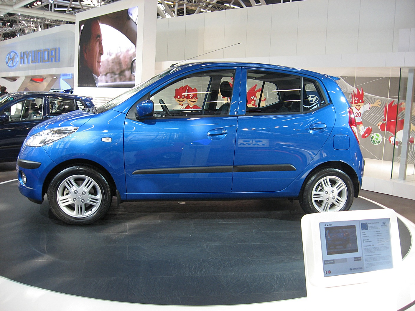 File Hyundai I10 Side View Jpg Wikimedia Commons